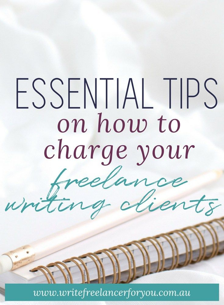 how to charge your clients,