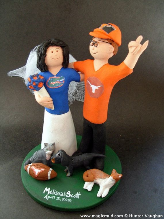 florida gator wedding cake toppers 1000 ideas about longhorn cake on 14326