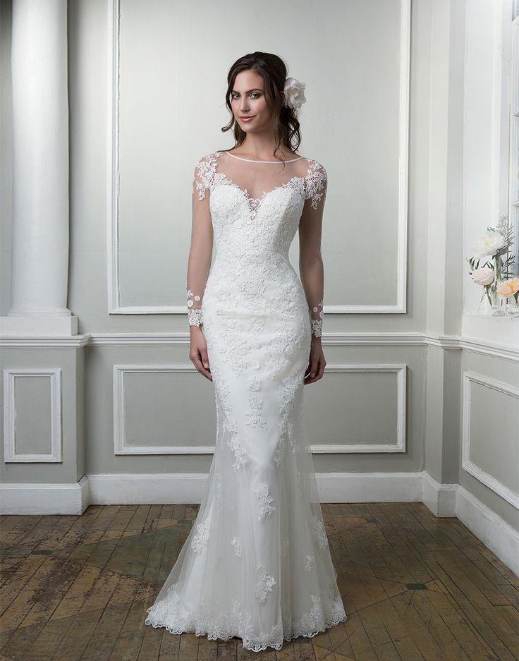 159 best wedding dress sale bridesmaid dress sale images for Wedding dresses straight cut