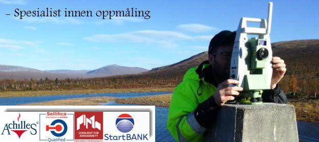 Landmåling i Tromsø