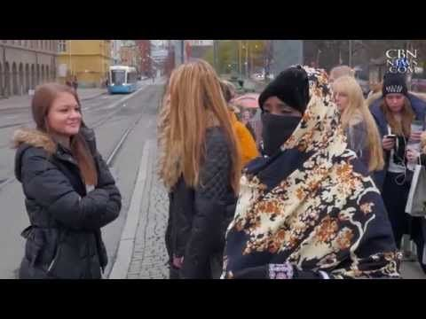 Ex Muslim in Sweden Koran Revealed a Religion I Did Not Like - YouTube