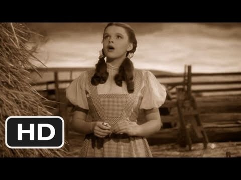 """Somewhere over the Rainbow"" original song by Judy Garland"