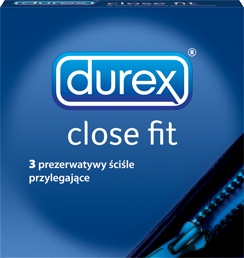#Durex #Closefit #condom