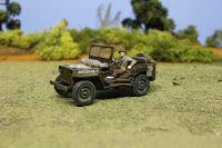 Rony La Maquette: Tamiya Jeep willys 1/48.