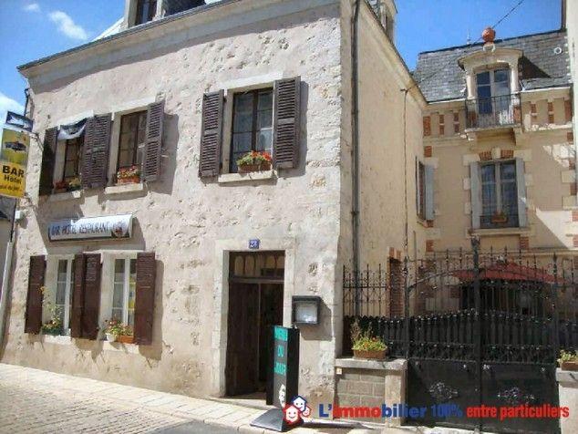 Vous rêvez de faire un achat immobilier entre particuliers ? Découvrez ce commerce situé à Saint-Gaultier dans l'Indre http://www.partenaire-europeen.fr/Actualites-Conseils/Achat-Vente-entre-particuliers/Immobilier-commerces-a-decouvrir/Commerces-entre-particuliers-dans-le-Centre/Achat-immobilier-particulier-Indre-Saint-Gaultier-commerce-20140928 #commerce