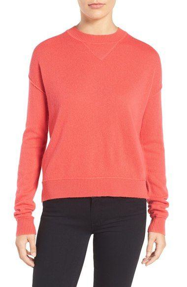 REBECCA MINKOFF Adelle Cashmere Sweater. #rebeccaminkoff #cloth #
