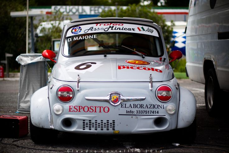 Fiat 500 - 11 by VenonGT More