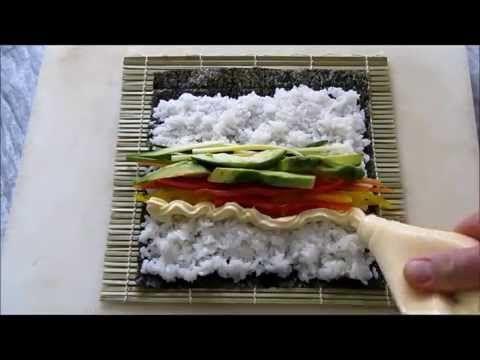 Sushi Futo Maki   Thuiskoken.nu   De lekkerste recepten voor thuis