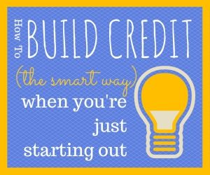 Establishing credit is a vital part of a young adult's financial life. Check out this great article on building your credit:  http://www.doughroller.net/credit/how-to-build-credit-when-you-are-just-starting-out/  Futurebuck.com is a free online financial literacy program for young adults. The program features several ,learning modules, including one on credit cards and credit reports. Register for the program today!!!