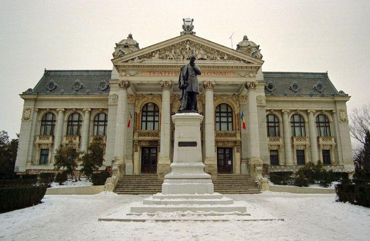 Iasi, Romania  National Theatre