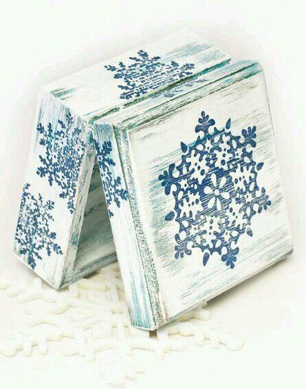 Gift box - Christmas inspiration