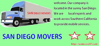 San Diego Movers: Specials Movers And Packers San Diego