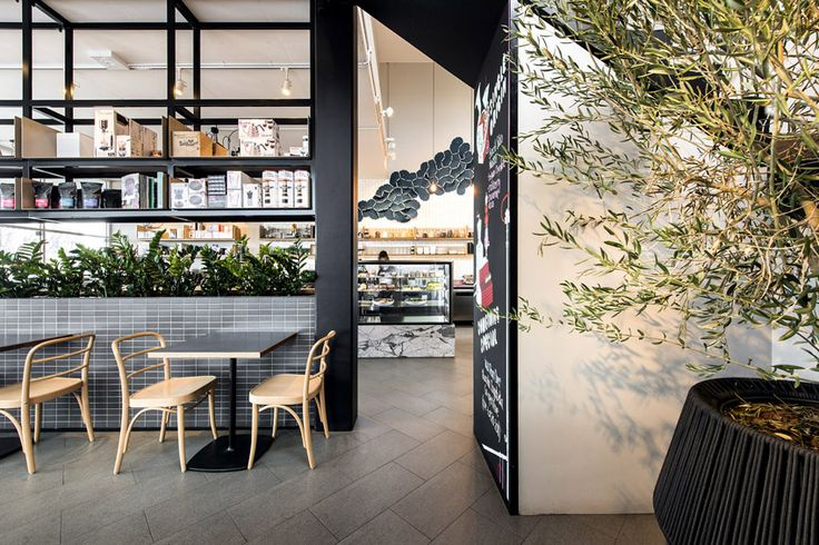 Dimattina Coffee Osborne Park, Perth by Mata Design Studio