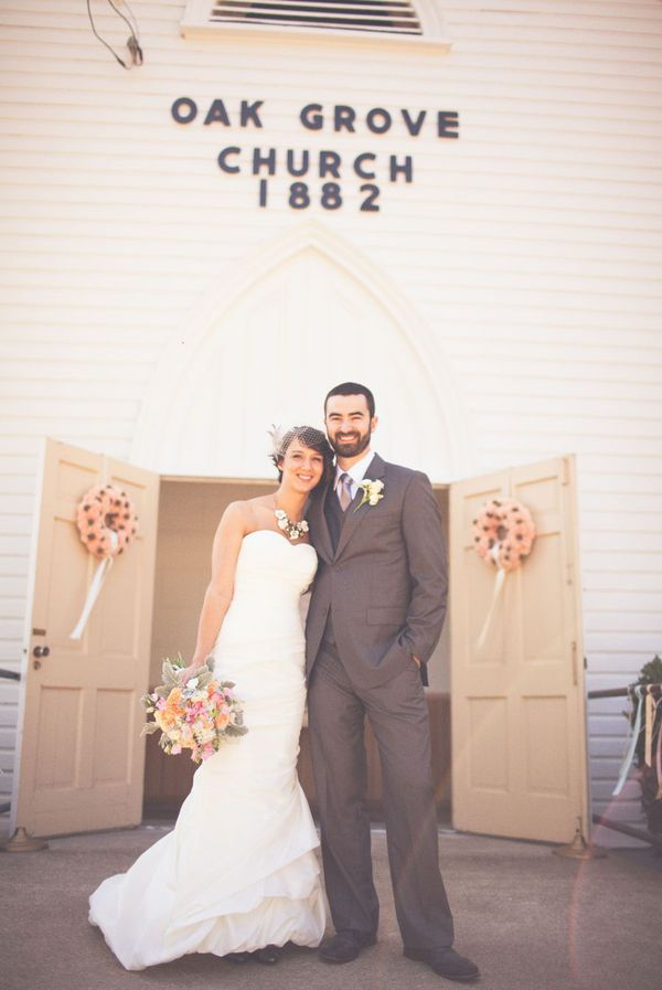 Vintage Oregon Wedding by Float Away Studios + Luxe Event Productions