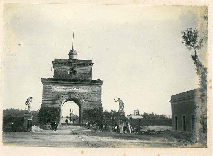 Ponte Milvio (1900)
