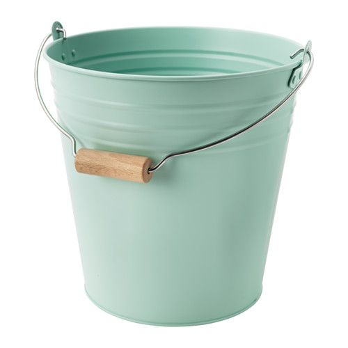 SOCKER Bucket/plant pot IKEA Decorate your home with plants combined with a plant pot to suit your style.