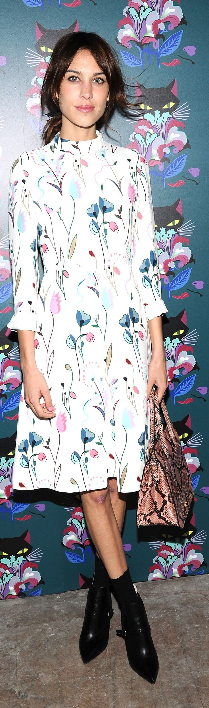 14 Style Tricks to Steal From the Effortlessly Cool Alexa Chung