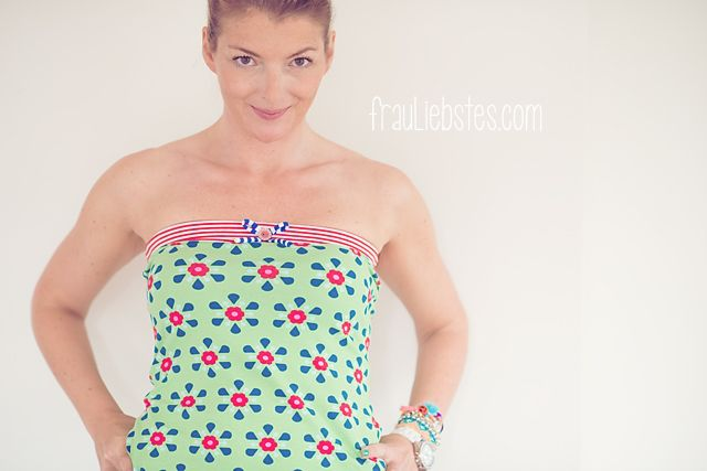 frau liebstes: tube-top tutorial | ki-ba-doo flyer