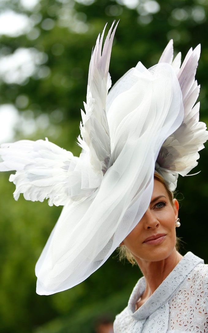 Belinda Studwick Royal Ascot Suzannah Fashion Edwina Ibbotson millinery 2016 Royal Ascot Fashion