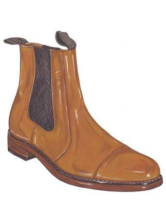 Loake Dealer Boot