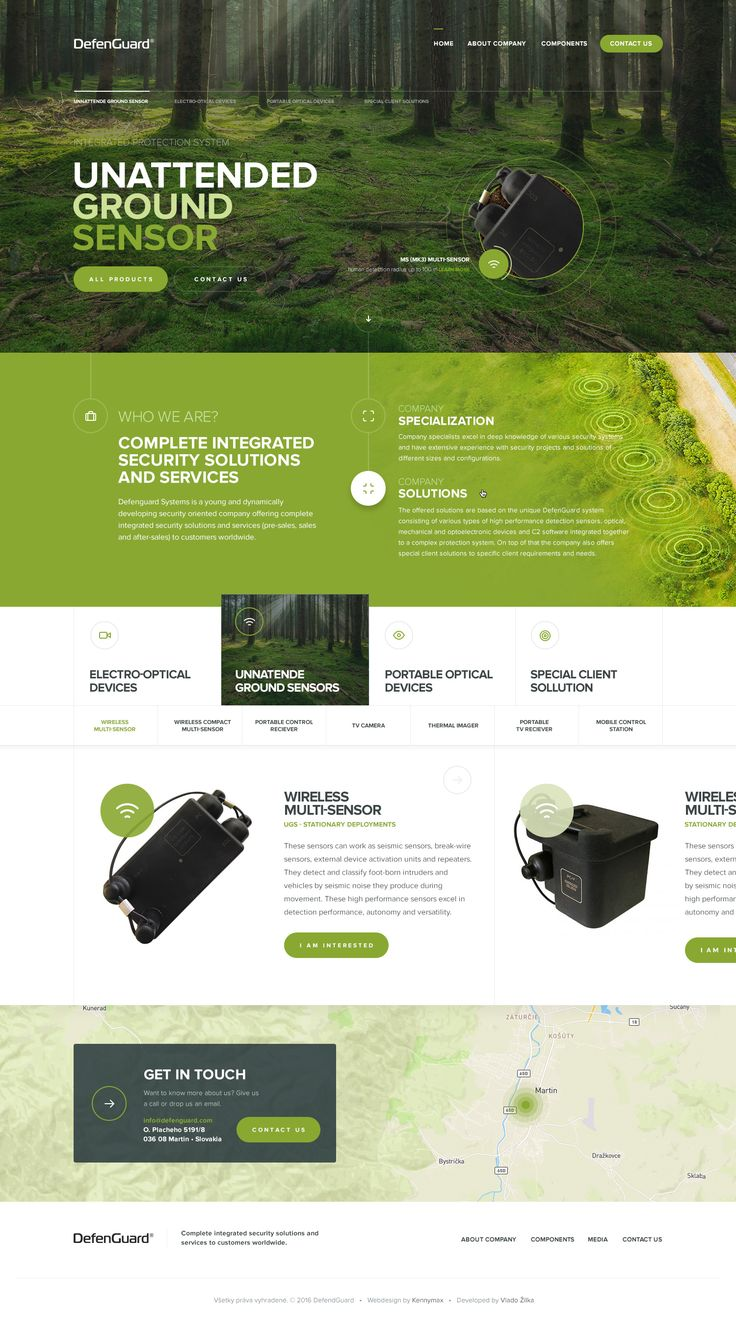 Dribbble - homepage7.jpg by Milan Chudoba