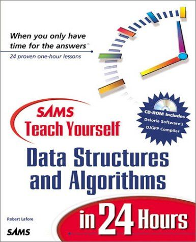 77 best algorithms data structure images on pinterest data sams teach yourself data structures and algorithms in 24 hours fandeluxe Image collections