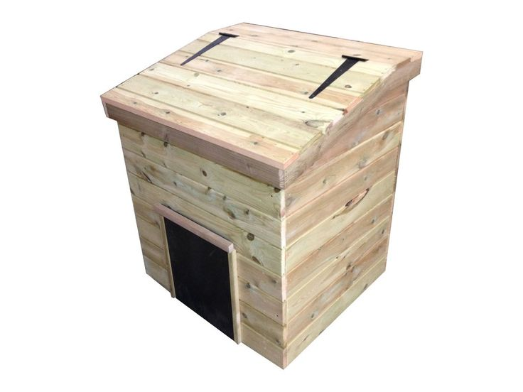 Coal Bunker - diyclick2buy.com