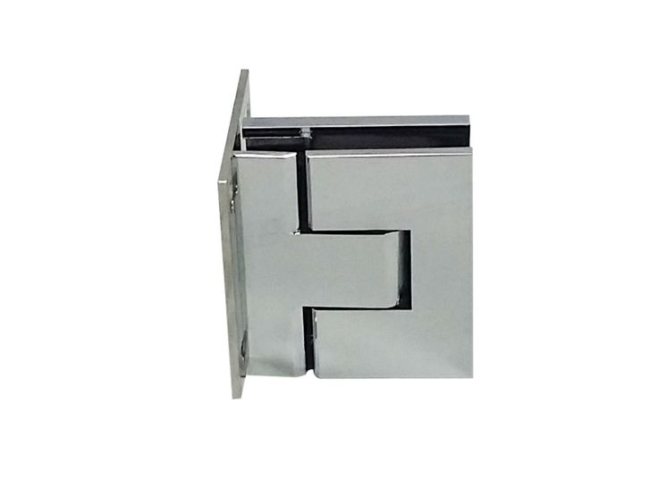 wallmount softclose heavy duty all glass shower door hinges http
