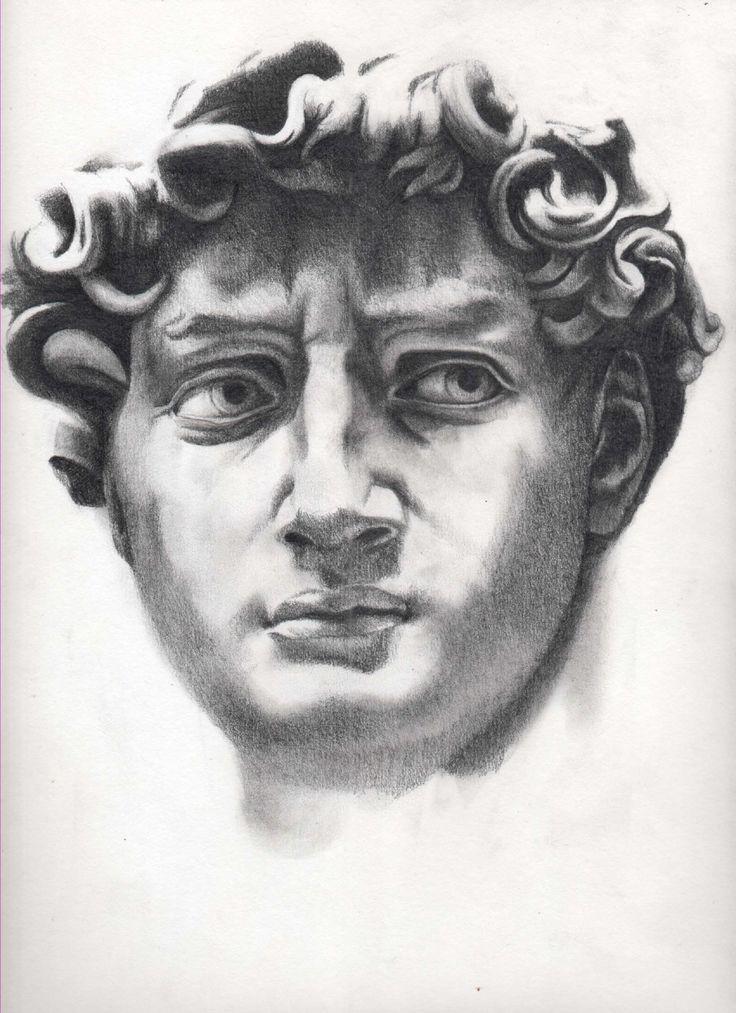 David, Miguel angel, dibujo