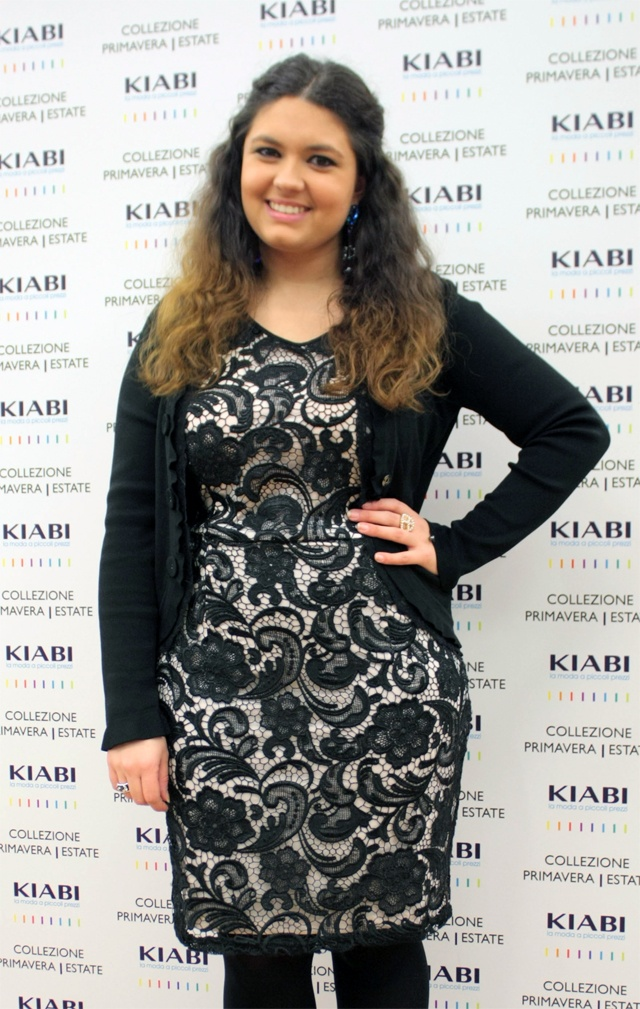 My look for Kiabi's vip event in Bologna - www.thecurlyway.com