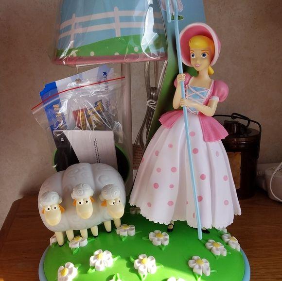 Disney Toy Story 4 Bo Peep And Sheep Lamp Disney Toys Bo Peep Toy Story