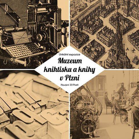 Muzeum knihtisku a knihy v Plzni