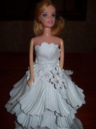 barbie com roupa de eva passo a passo - Pesquisa do Google