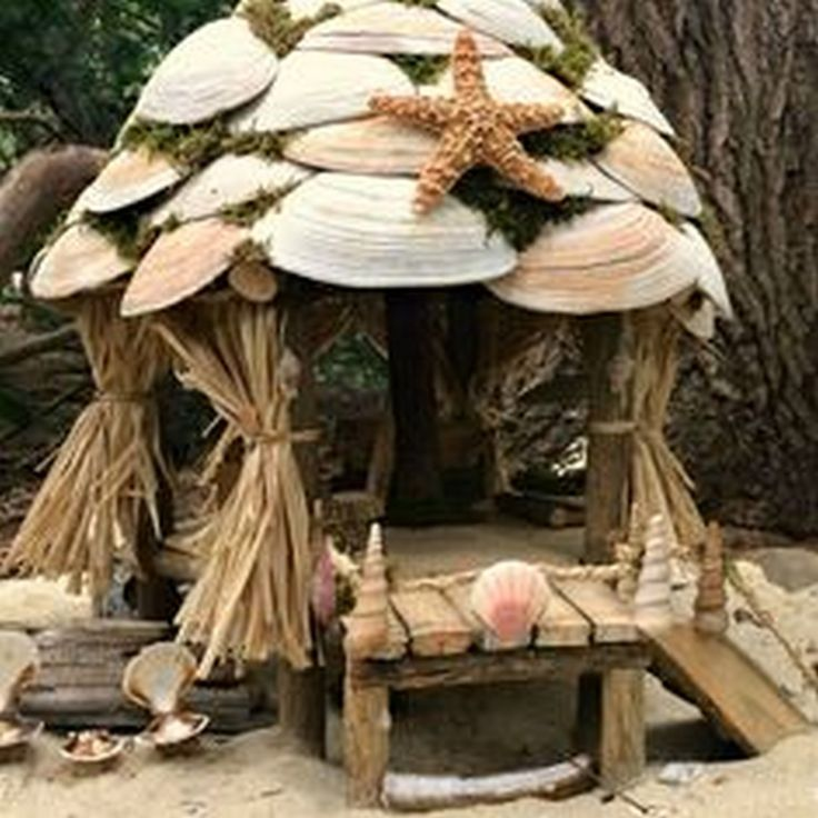 Fairy Garden Ideas Diy diy fairy houses is this not the cutest thing ever sounds too easy to make wwwgoodshomedesi 99 Magical And Best Plants Diy Fairy Garden Ideas