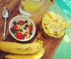 Healthy breakfast heaven