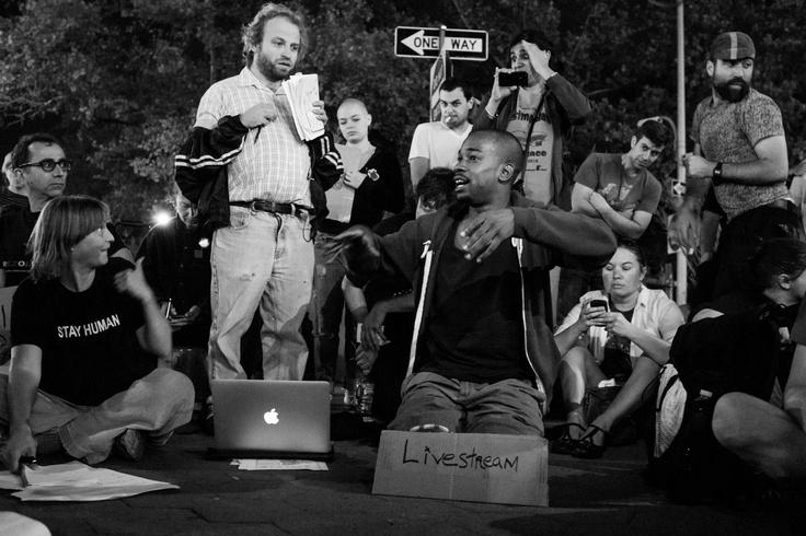 Gabriel Gauffre, #LCC MA Photojournalism  #Occupy #Identity #occupymovement #newyork  London College of Communication