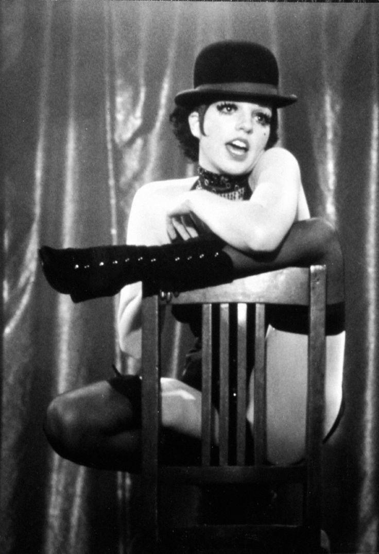 Liza  Minelli Cabaret