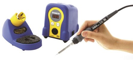 Hakko FX-888D, 1 Output Soldering Station, 70 W, ANZ Plug