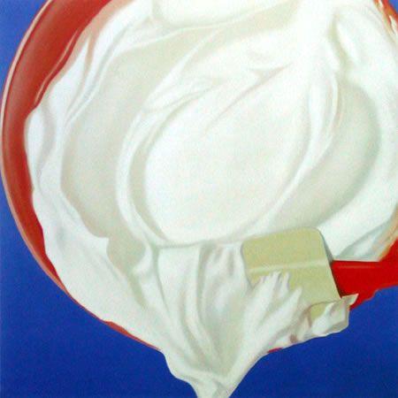 James Rosenquist - Frosting (1964)