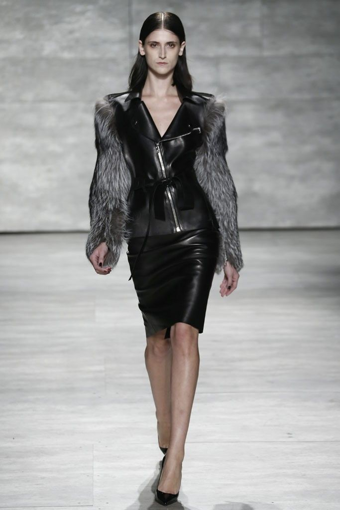 Mathieu Mirano RTW Fall 2014 - Slideshow