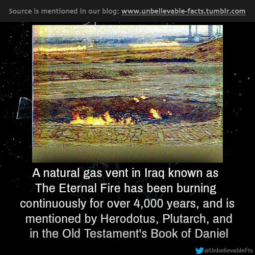 Fun Facts About Natural Gas