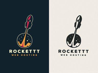 Brand concept proposal for Rockettt