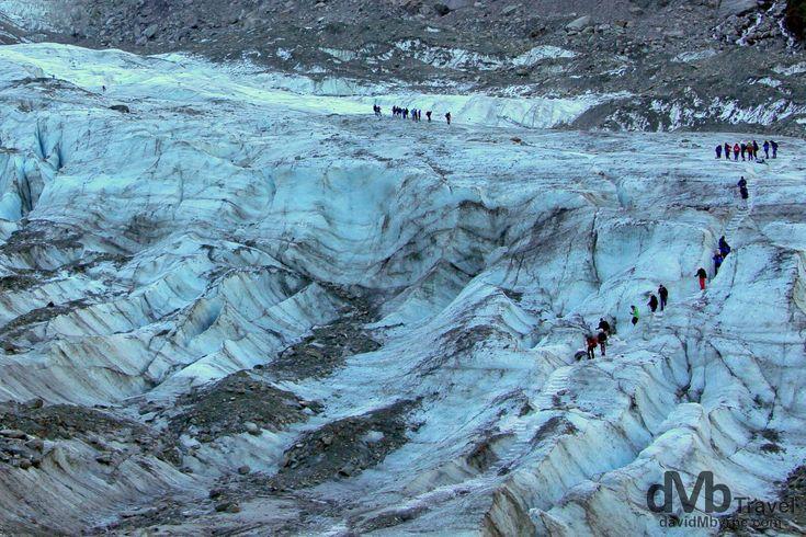 Fox Glacier, South Island, New Zeland | dMb Travel - Travel with davidMbyrne.com