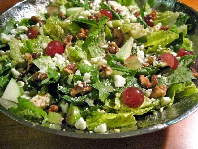 California Pizza Kitchen 39 S Waldorf Salad Yummy Tried Loved Recipes Pinterest