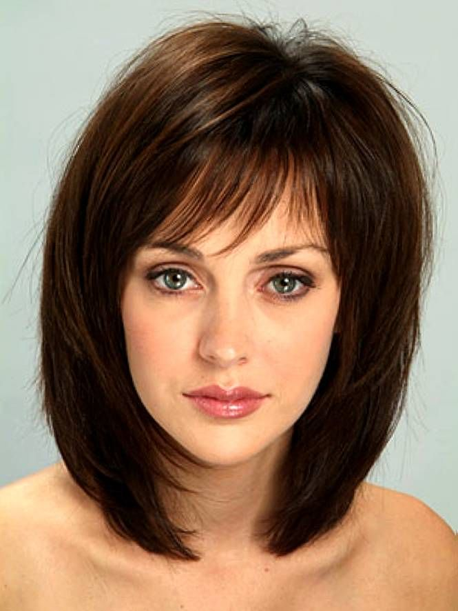 Medium Hairstyles For 30 Year Olds Cute Hairstyles