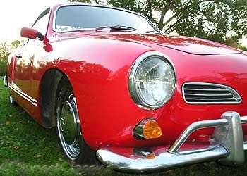 1968 VW Karmann Ghia