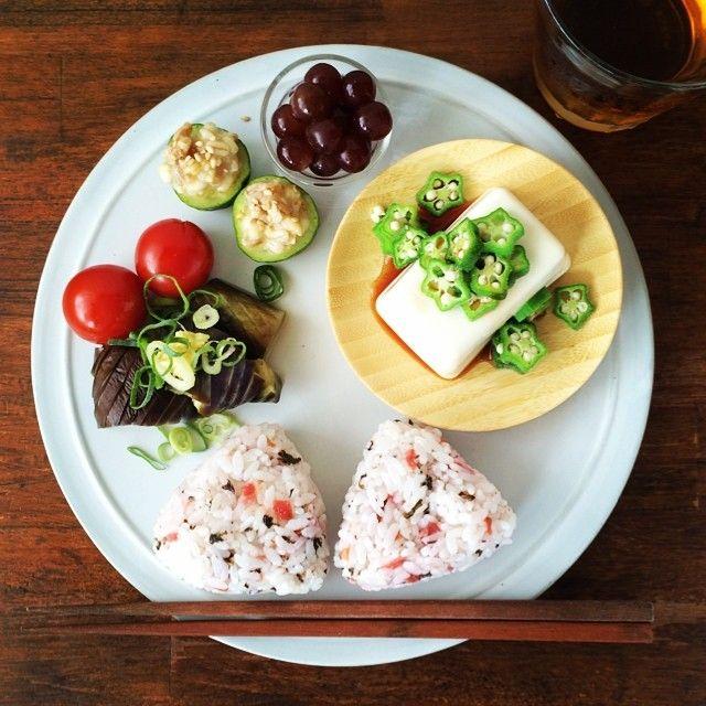世界の40万人がフォロー*芸術的な朝食は山崎佳さんのInstagramに学びましょう。