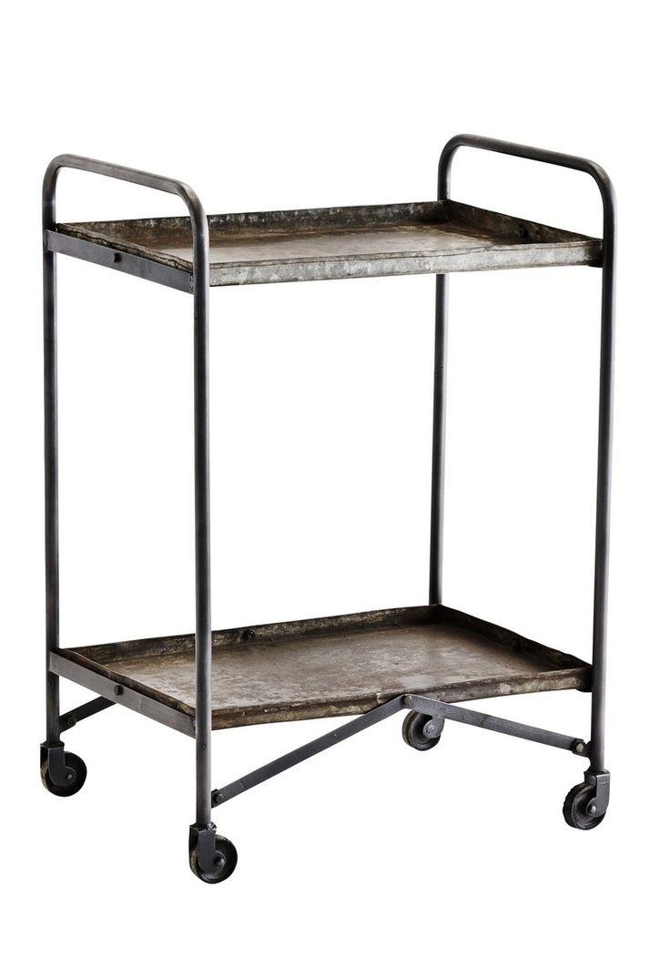Stolik na kółkach Vintage Madam Stoltz