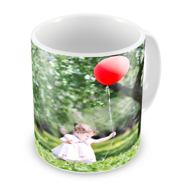 £8 - Personalised photo mugs make a great way to display fun memories and make great gifts for birthdays, christenings, engagements, anniversaries, weddings, Christmas or Mother's Day or Father's Day.