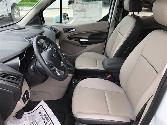 2018 Ford Transit Connect Wagon Titanium Fwd With Rear Liftgate